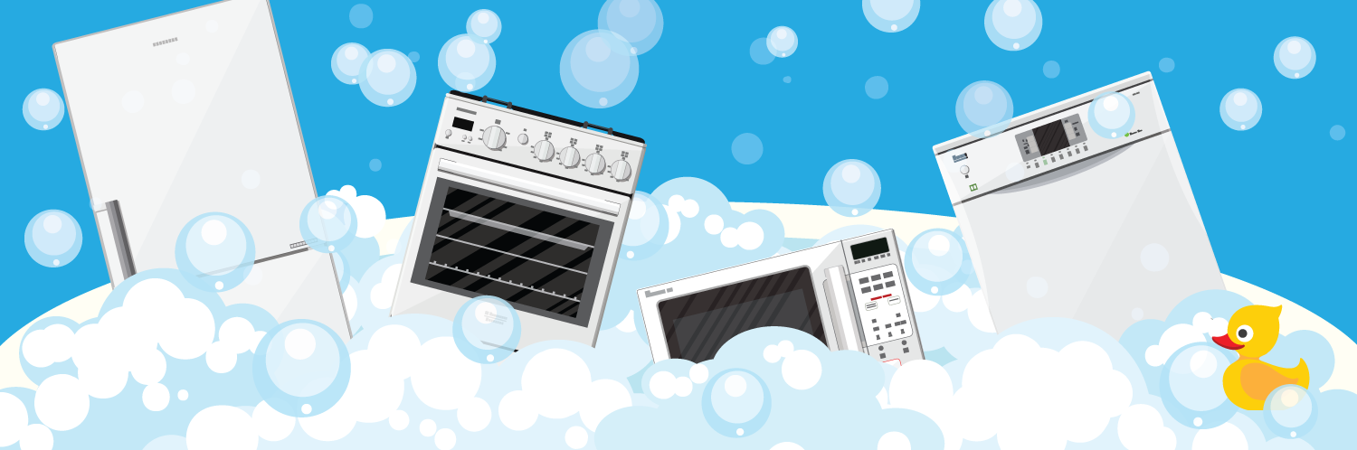 A Guide to Cleaning Your Appliances