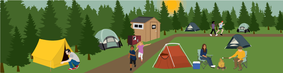 How to Set up Your Campsite