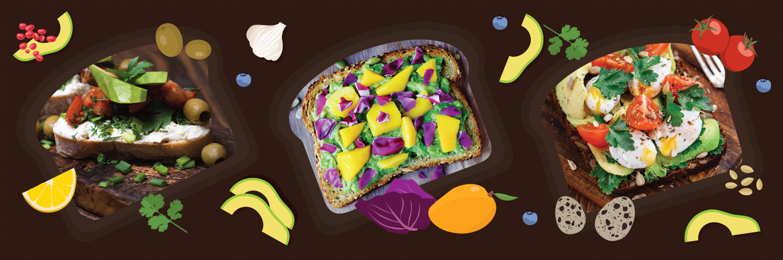 10 Ways to Make Gourmet Avocado Toast