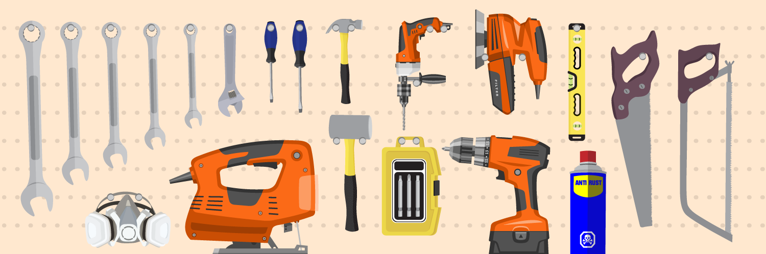 How to Maintain Your Tools