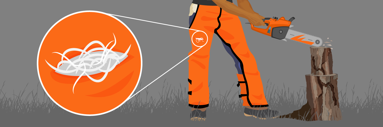 How Do Chainsaw Chaps Protect You?