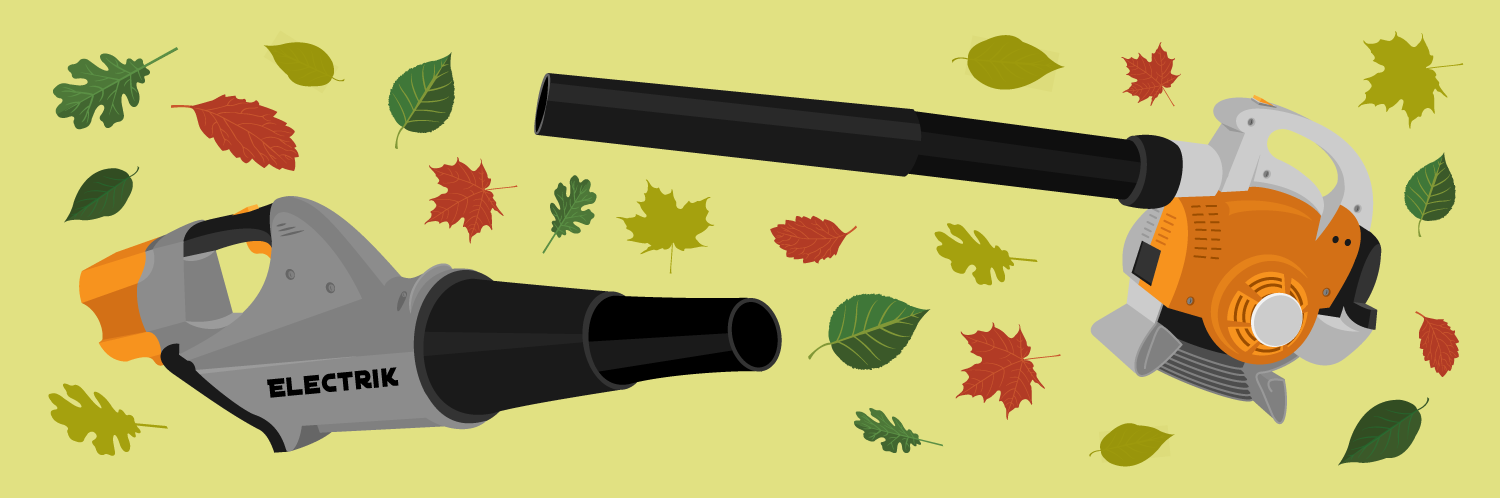 Gas vs. Battery Powered Leaf Blowers: Which are Better, And Why?