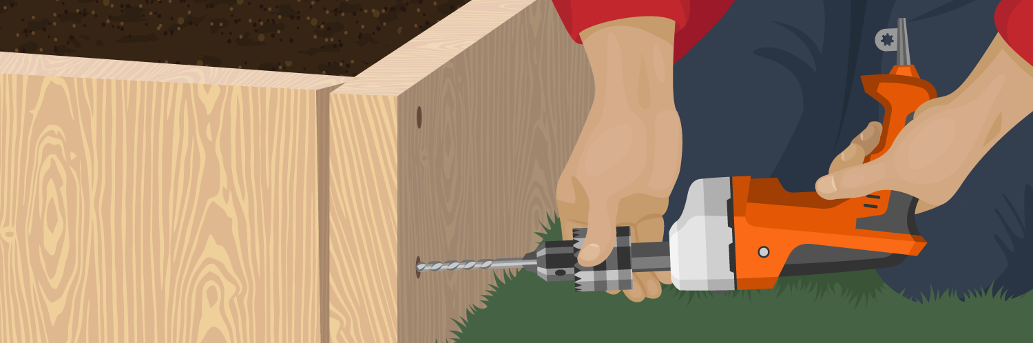How to Build a DIY Garden Box