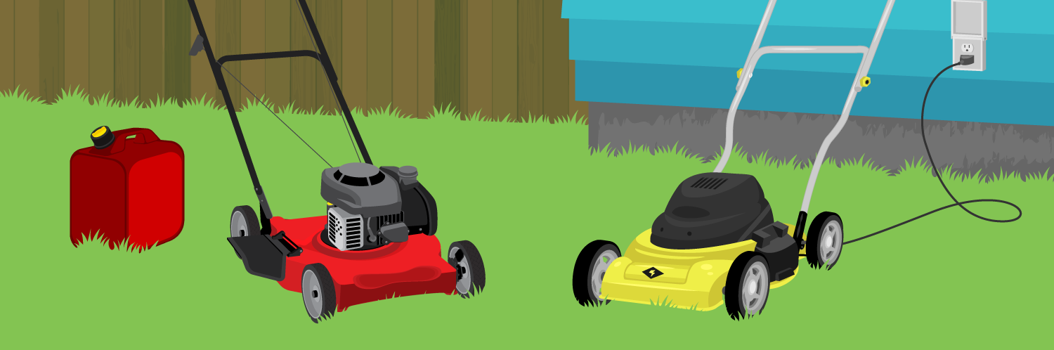 Gas Powered vs. Battery Powered Lawn Mowers: Which Type is Right for You?