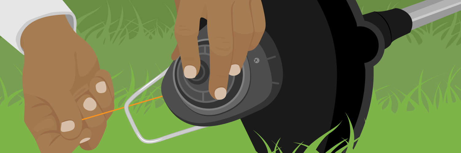 4 Common Reasons Why a String Trimmer Line Won't Feed