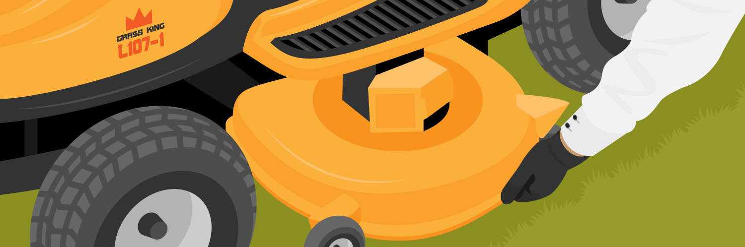 Lawn Tractor Tune-up Guide: