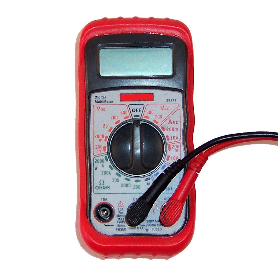 Different Types Of Multimeters : Multitesters and multimeters ereplacementparts