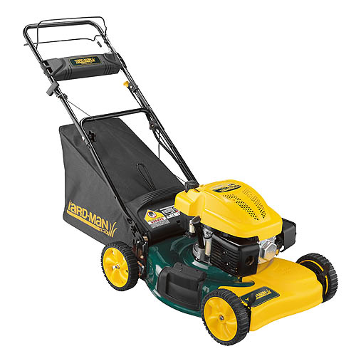 The Yard Man 12AE46JA001 Electric Start Self-Propelled Side Discharge  Mower Lawn Mower