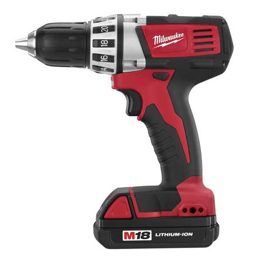 Milwaukee 2601-22 Compact Driver Drill