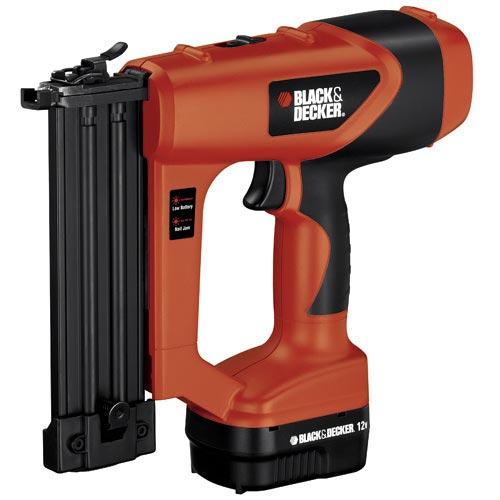 The Black and Decker BDBN1202 Cordless Brad Nailer