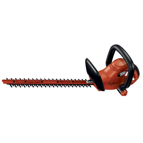The Black & Decker HT022 Electric Hedge Trimmer