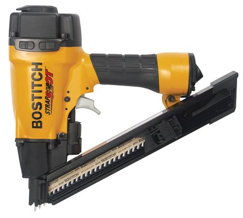 The Bostitch MCN150 Metal Connector Nailer