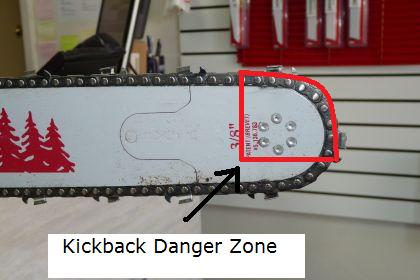Kickback Danger Zone