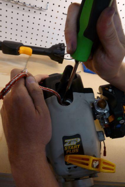 Binding Trimmer Piston
