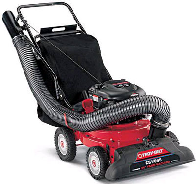 The Troy-Bilt CSV065 Chipper