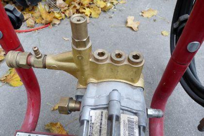 Pressure Washer Pressure Pump
