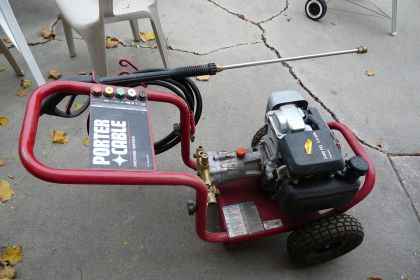 Porter Cable PCH2401 Pressure Washer