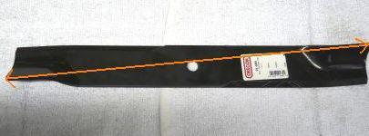 Mower Blade Length
