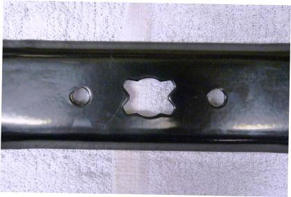 3-Hole Mower Blade