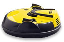 The Karcher RC3000 Robotic Cleaner