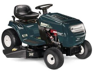 The Bolens 13AM762F065 Lawn Tractor