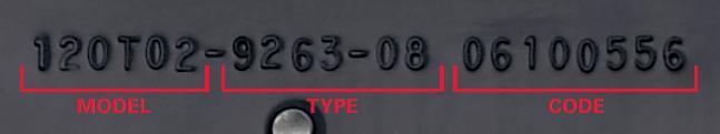 Briggs & Stratton Model Number