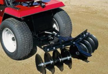 MTD Garden Tractor Harrow Attachment