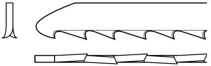 Side Ground Jigsaw Blade
