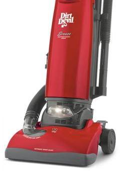 Dirt Devil M085810 Breeze Lightweight Upright Bagless Vacuum