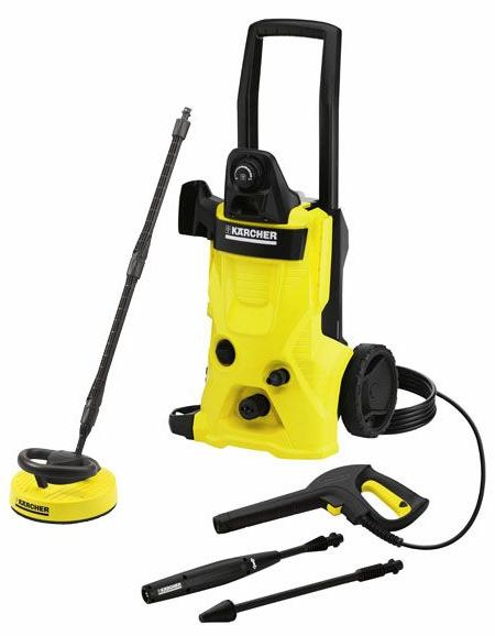 The Karcher 395 M-Plus Pressure Washer