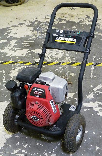 Karcher Pressure Washer With Honda Engine