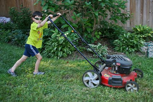 Lawn Tractor Safety : Summer hazards lawn mower safety ereplacementparts