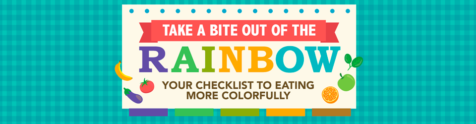 Your Checklist to Eating More Colorfully