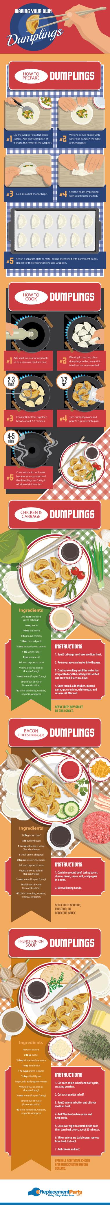 Dumplings Embed Small - Making Your Own Dumplings