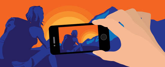 How to Take Great Travel Photos on Your Phone