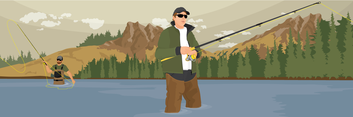Wade Right in: A Guide to Choosing the Right Fishing Waders