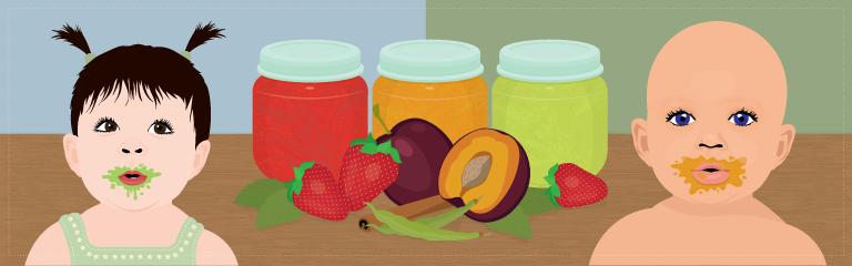 DIY Baby Food You Can Make at Home