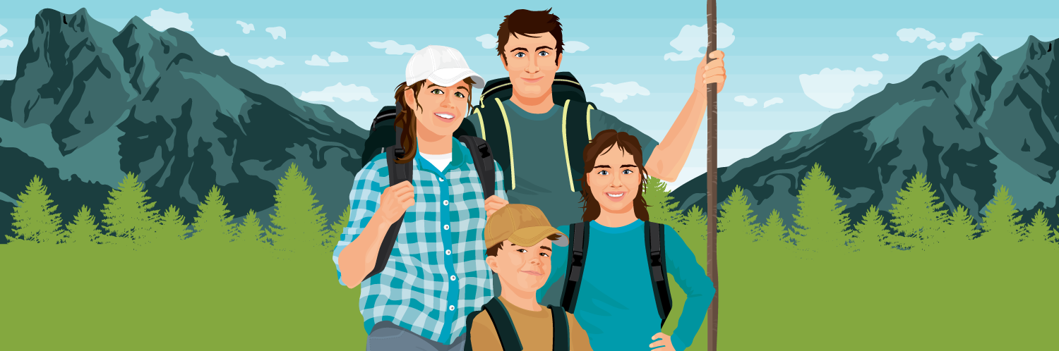 The Benefits of Hiking with Kids