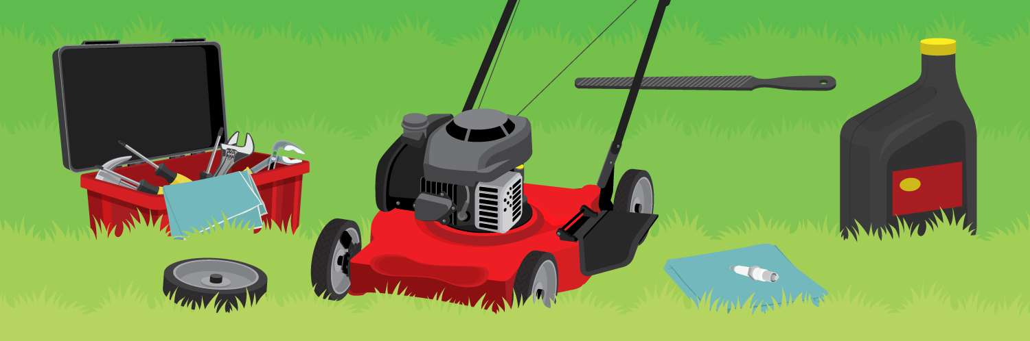 Lawnmower Tuneup Tips