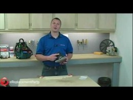 How to Replace the Clutch Belt on a Porter Cable Orbital Sander