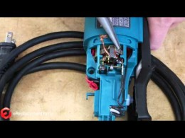 Quick Fix: How to Replace the Brushes on a Makita Grinder