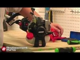 How to Replace an Echo Trimmer Starter Assembly