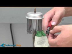 Quick Fix: How to Replace the Mantles on a Coleman Lantern
