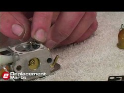 How to Clean a 2 Cycle Engine Carburetor