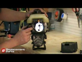 How to Replace Trimmer Fuel Lines : eReplacementParts com