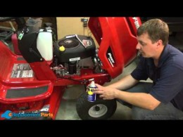 How to Winterize Your Lawn Tractor