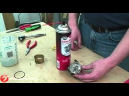 How to Clean a Four-Cycle Engine Carburetor