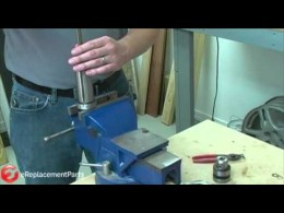 How to Remove and Replace a Drill Press Spindle