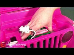 How to Change a Power Wheels Battery