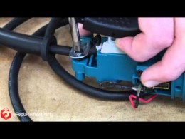 Quick Fix: How to Replace the Switch on a Makita Grinder